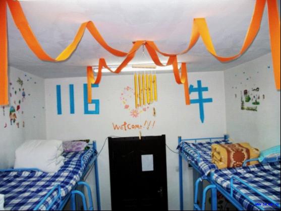 优秀宿舍旗帜设计